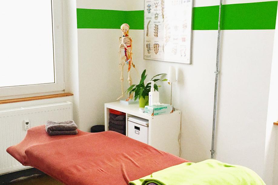 Physiotherapie Behandlung Bielefeld