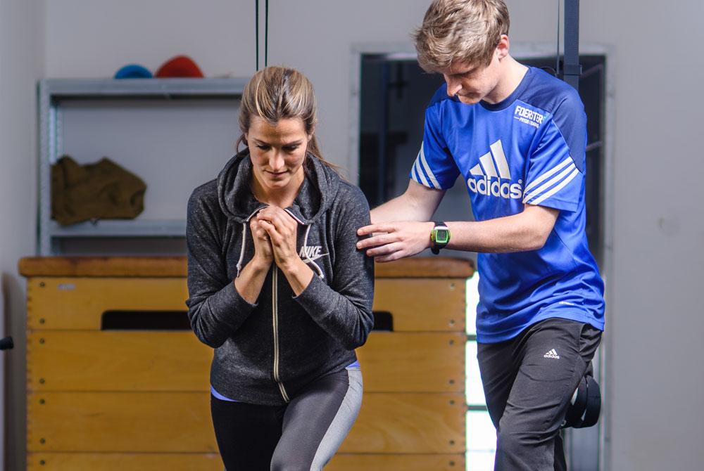 Personal Training | Volker Foerster Bielefeld
